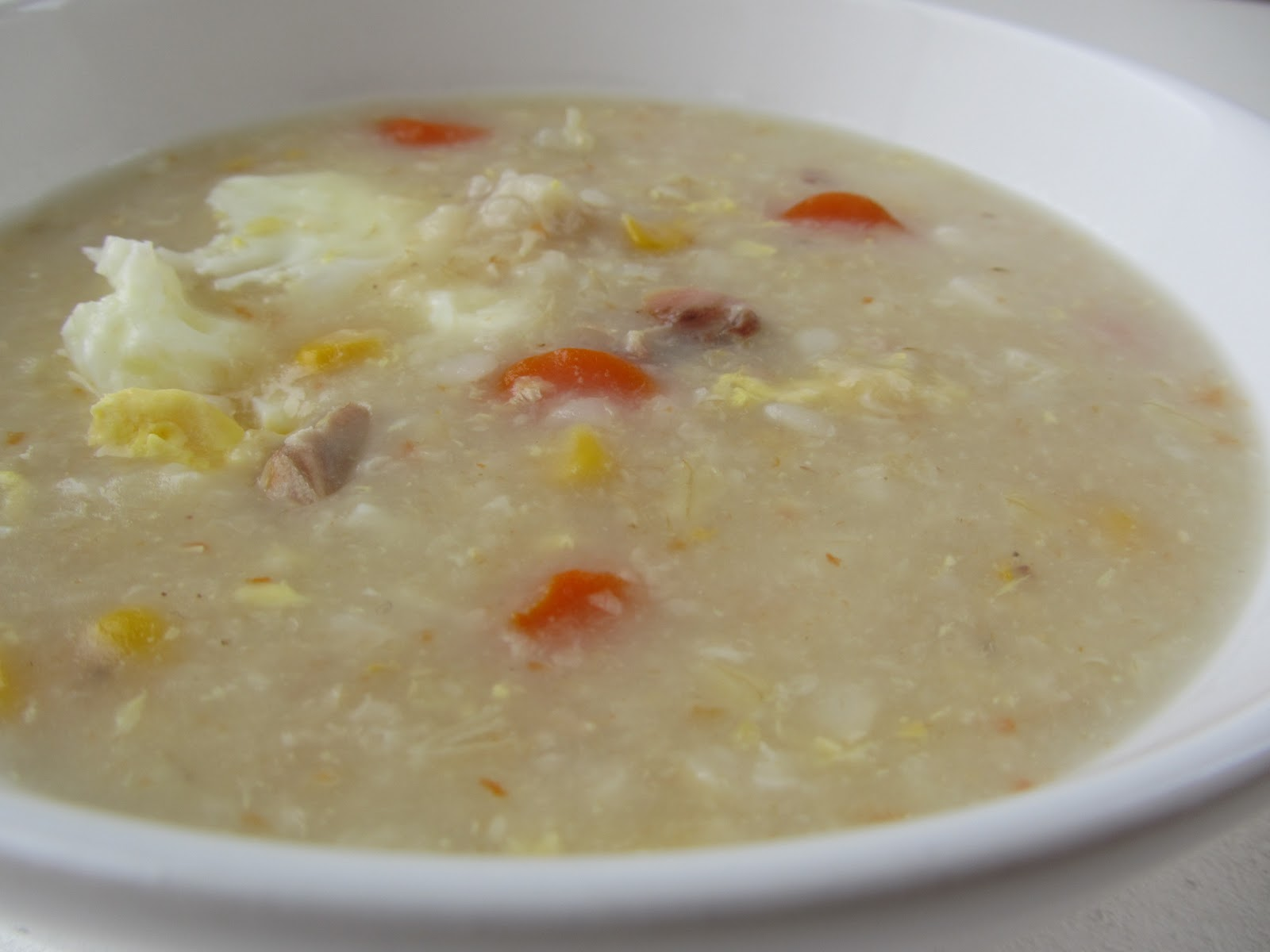Jook (Rice Porridge) | I'm Not A Cook