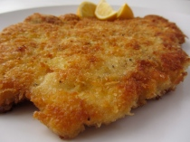 Panko Chicken Paillard