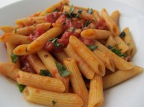 Pasta All'Arrabiata (Angry Pasta)