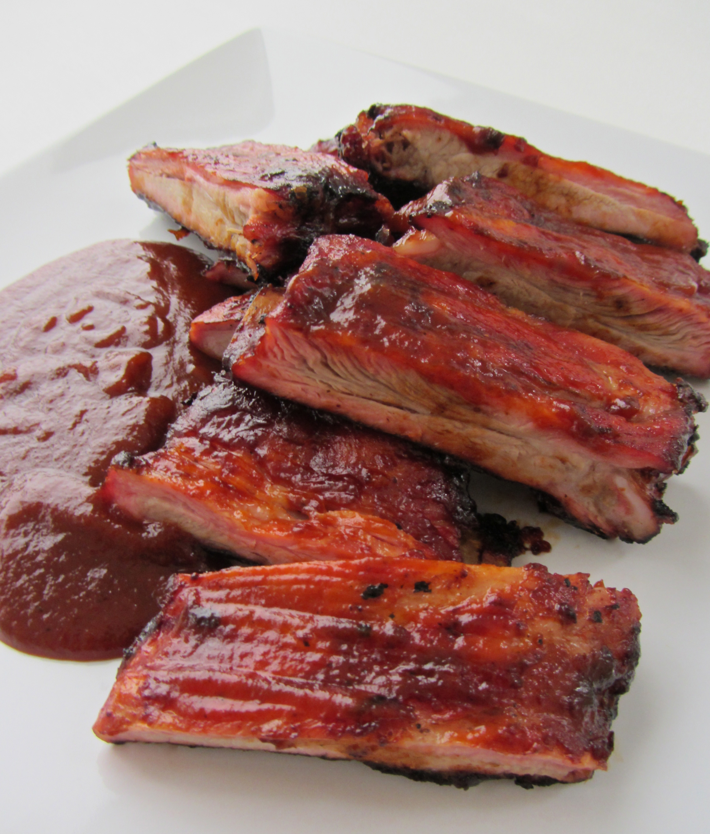 How to cook bbq pork ribs - Make lamb barbecue ...