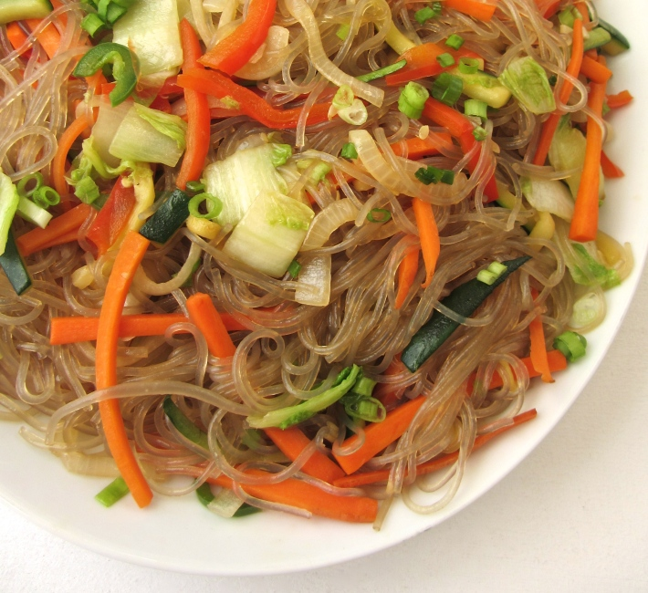 Vegetable Japchae