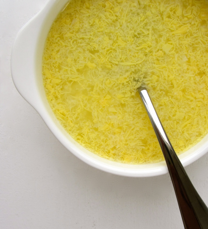 Sweet Egg Soup